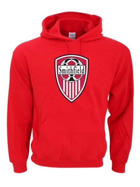 Smithfield Big Logo Hooded Sweatshirt (Various Colors)