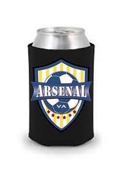 AYSO Arsenal Koozie