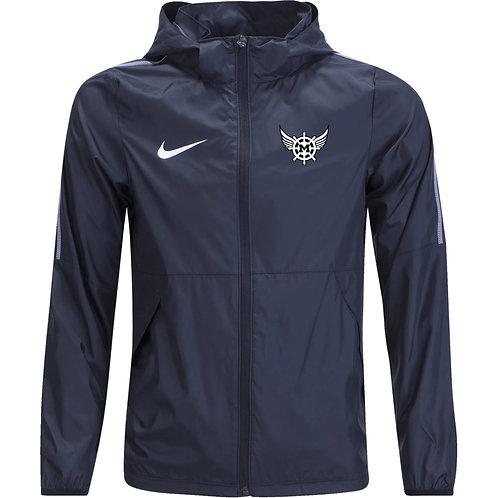Nike Women's Park Rain Jacket Maury Cross Country (Black)