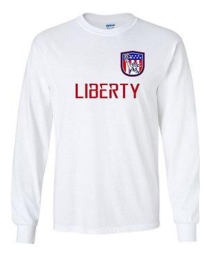 LSA Liberty Long Sleeve Fan T-Shirt (Various Colors)