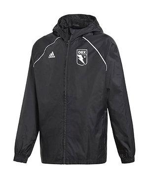 Adidas OBX Storm Rain Jacket (Black)