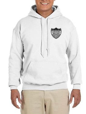 Caravel HS Hooded Sweatshirt (White)