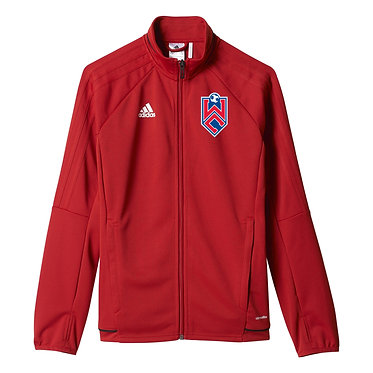 Adidas White Clay SC Training Jacket (Various Colors)