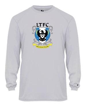 LTFC Long Sleeve Wicking Top (Grey)