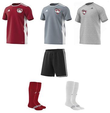 Adidas NEW 2018 SMYRNA Uniform Package
