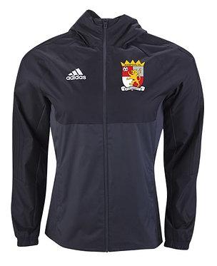Adidas VIP United Advanced Rain Jacket (Black)