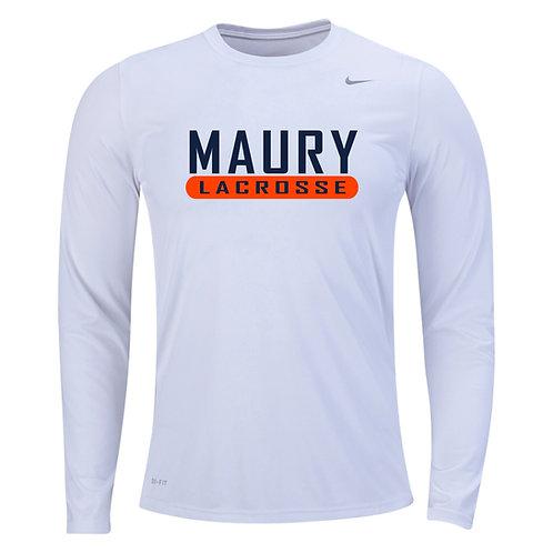 Nike Legend LS Crew Maury Lacrosse