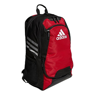 Adidas White Clay SC Backpack (Red)