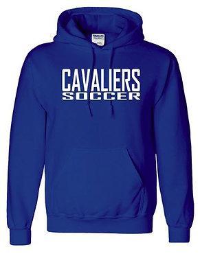 Cavaliers Soccer Hooded Sweatshirt