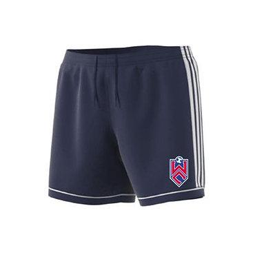 Adidas White Clay SC Short (Navy)