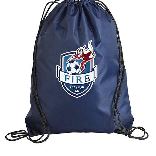 Franklin Fire Gym Sack (Various Colors)