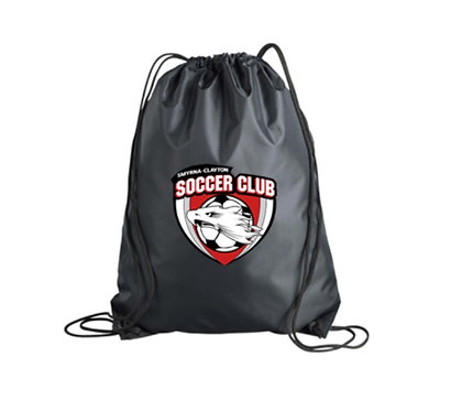 SMYRNA SC Gym Sack (Black)