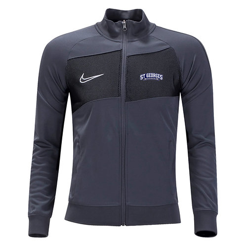 Nike SGTHS Soccer Academy Pro Jacket (Grey/Black)