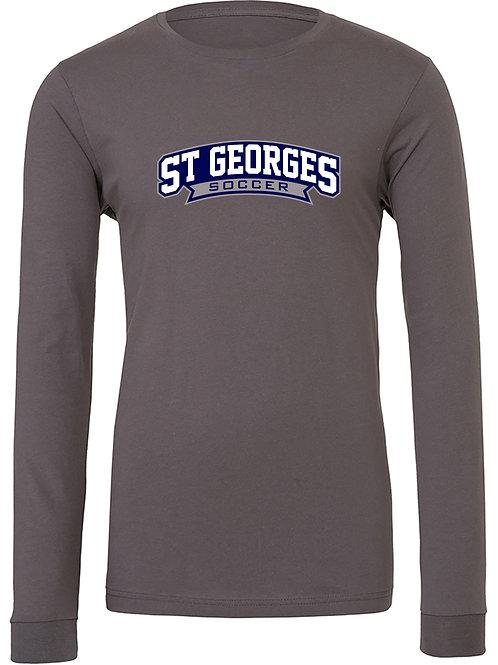 SGTHS Soccer Bella/Canvas 3501 LS T-Shirt