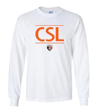 CSL Long Sleeve Fan T-Shirt (Various Colors)