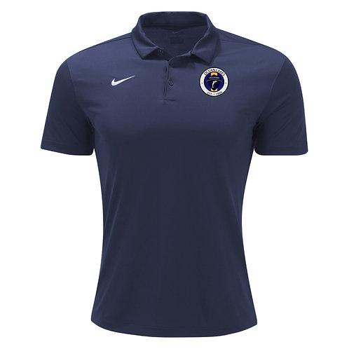 Nike Men's Team Polo Ocean Lakes Soccer (Navy)