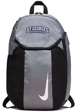 Nike SGTHS Soccer Backpack (Grey)