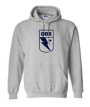 OBX Big Logo Hooded Sweatshirt (Various Colors)