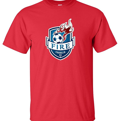 Franklin Fire Fan T-Shirt (Various Colors)