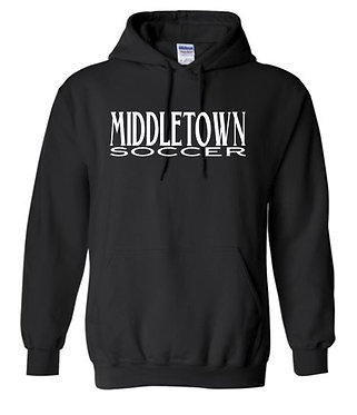 Middletown Soccer Hooded Sweatshirt
