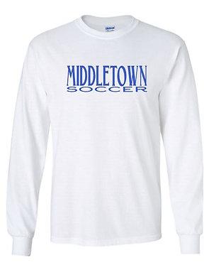 Middletown Soccer Long Sleeve Tee