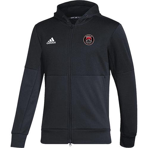 Beach FC Predators adidas ADULT Team Issue Full Zip Hooded Jacket