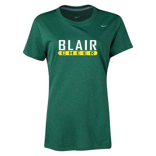 Nike Women's Legend SS Crew Blair Cheer