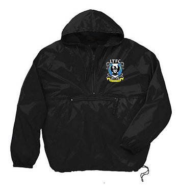 LTFC Windbreaker Jacket (Black)
