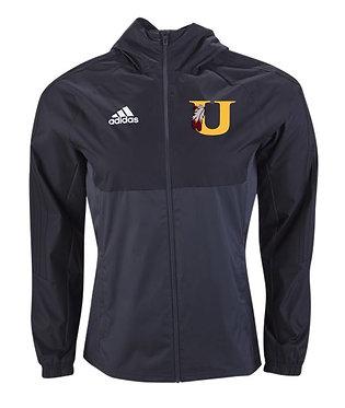 Adidas Unionville Rain Jacket (Black)
