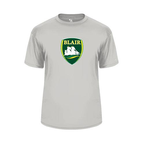 Badger Men's B-Core SS Shirt Blair Logo