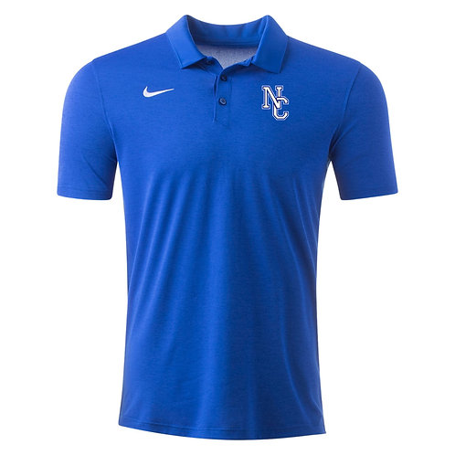 Nike Men's Dri-Fit Match Polo Collegiate Golf