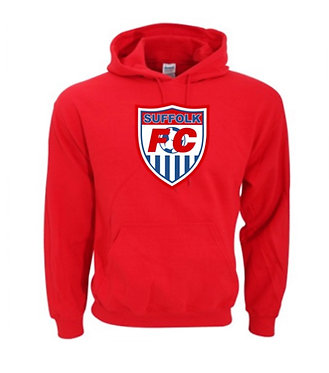 Suffolk FC Hooded Big Logo Sweatshirt