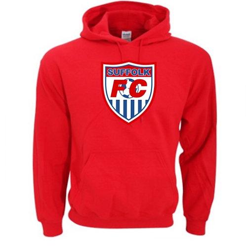 Suffolk FC Hooded Big Logo Sweatshirt