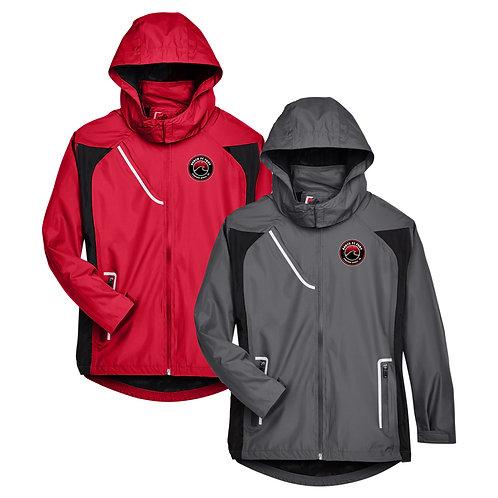 Beach FC Fury WOMEN'S Team 365 Dominator Waterproof Hooded Rain Jacket TT86W