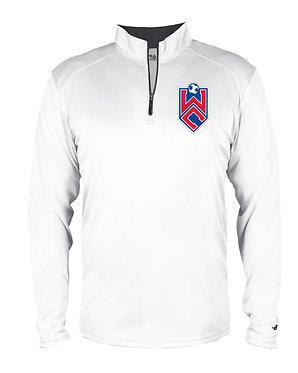 White Clay SC 1/4 Zip Training Top (Various Colors)