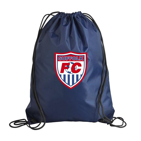 Suffolk FC Gym Sack (Various Colors)