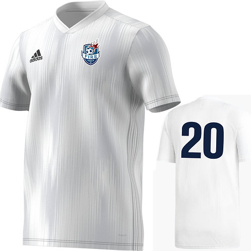 adidas Franklin Fire Jersey 2020 (White)