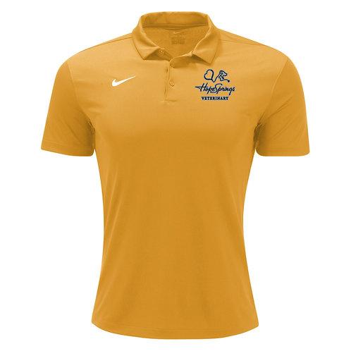 Nike Men's Stock Team Polo Hope Springs (Yellow)