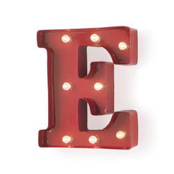 Quadro lettera E