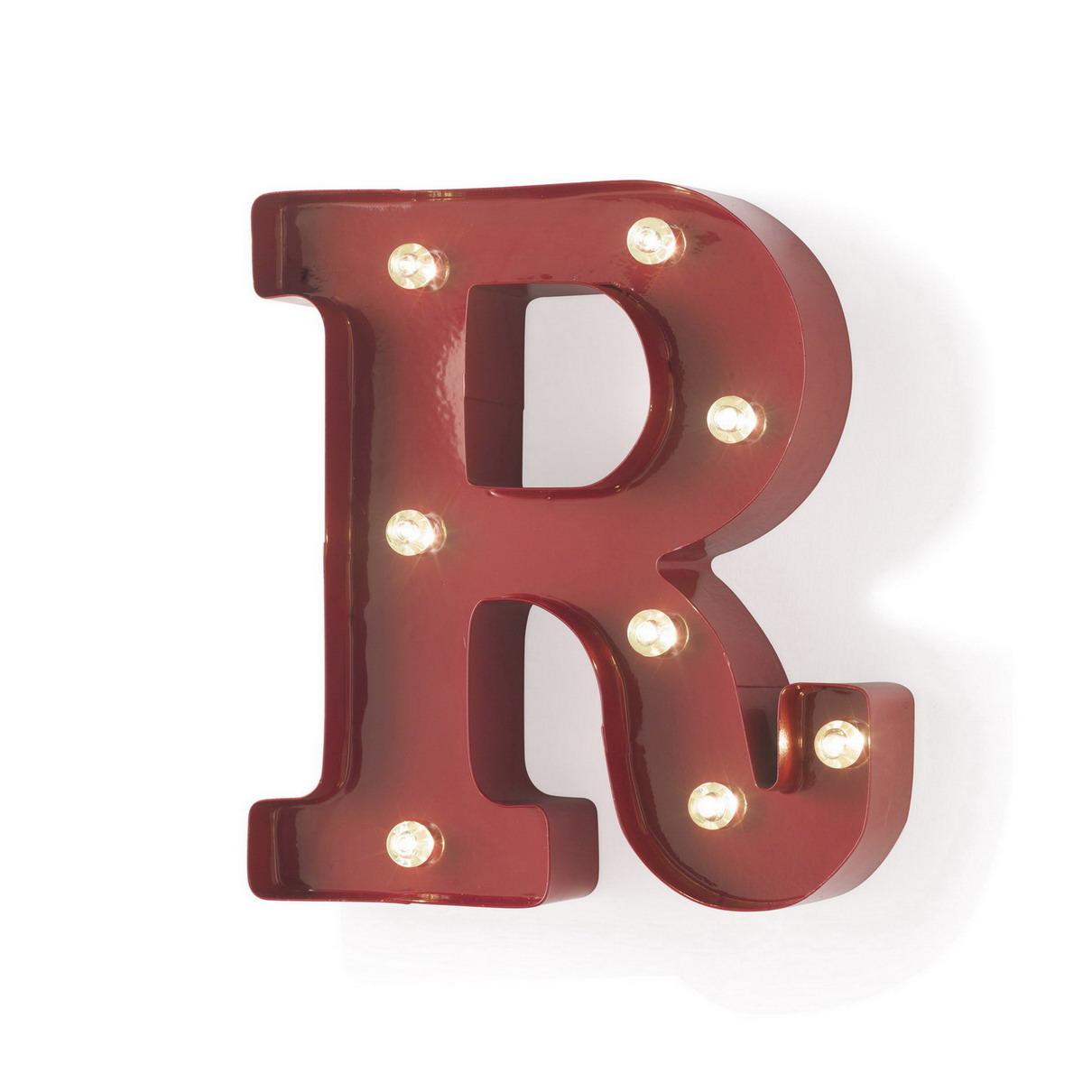 Quadro lettera R