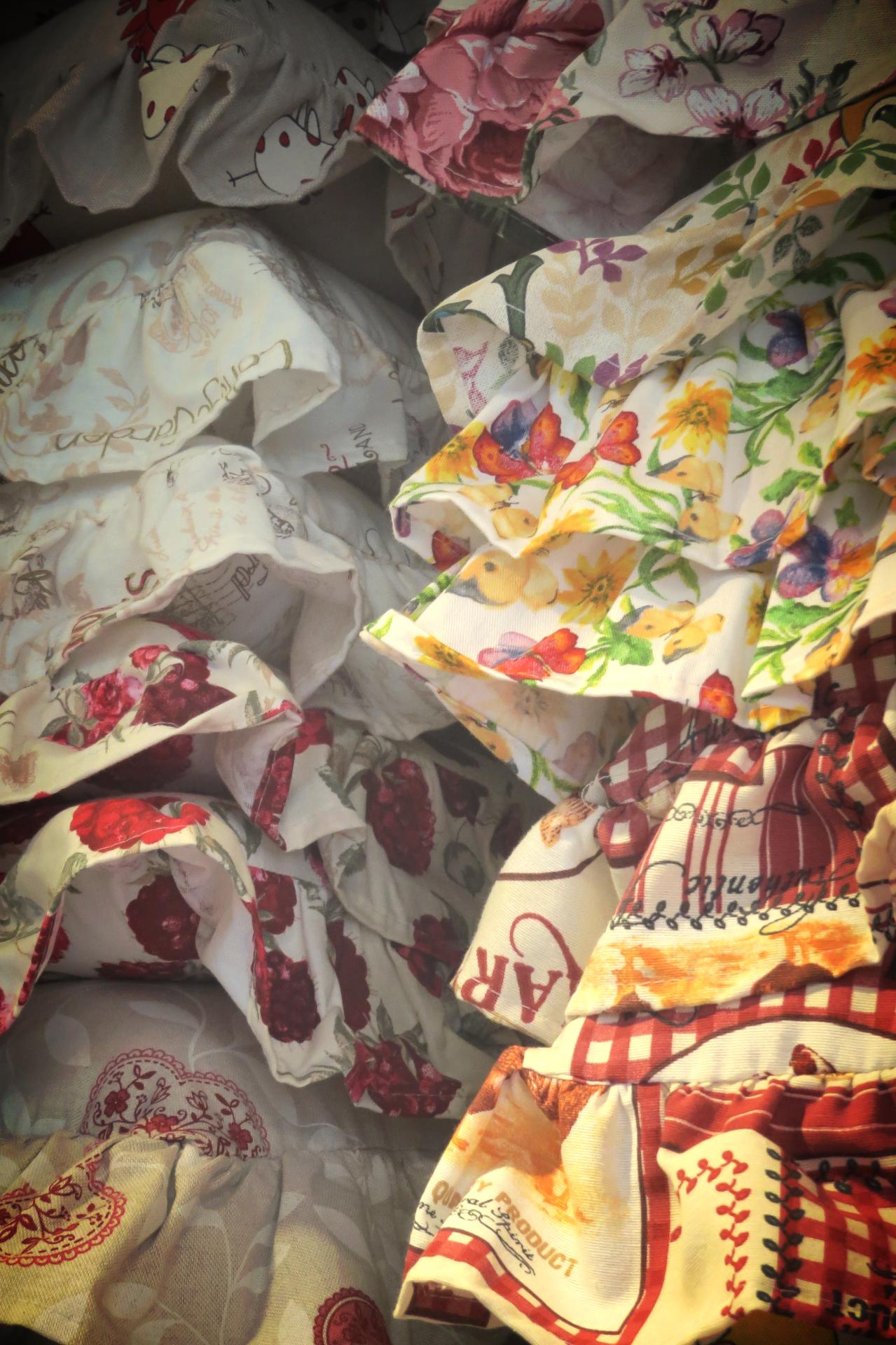 Textile area