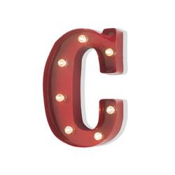 Quadro lettera C