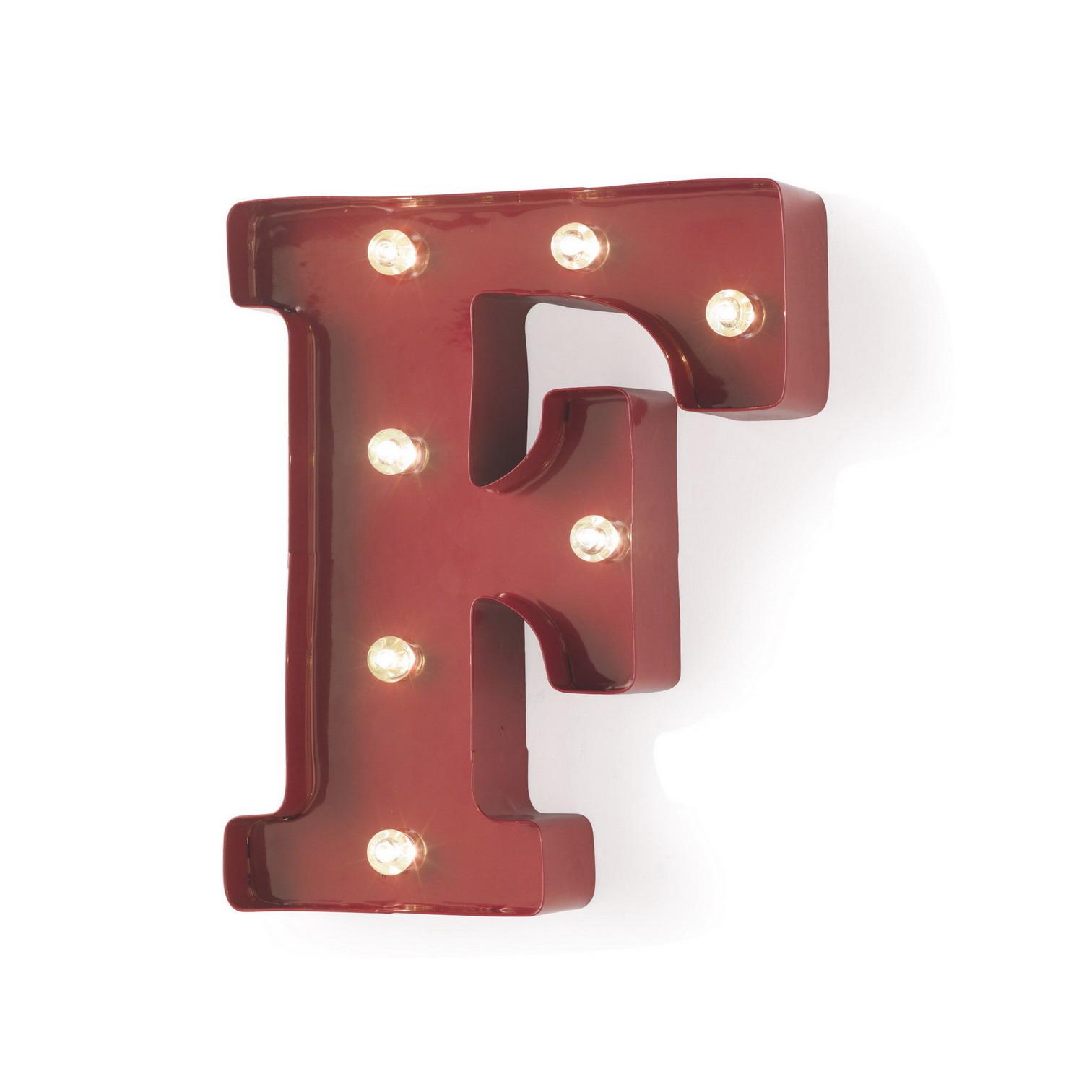 Quadro lettera F