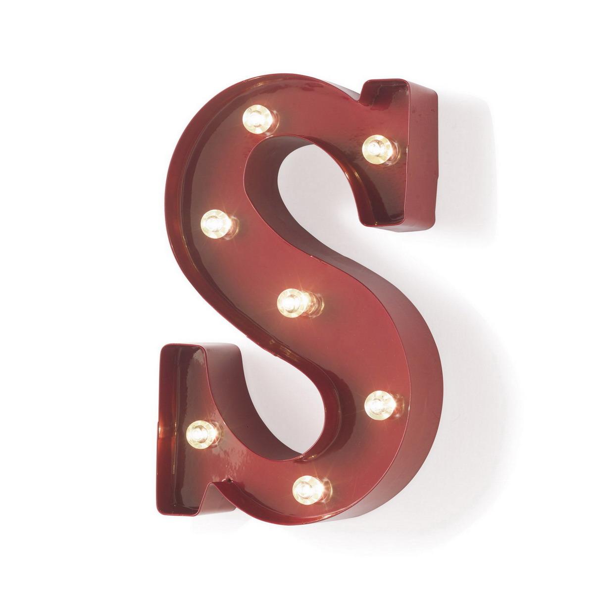 Quadro lettera S