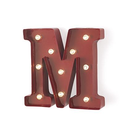 Quadro lettera M