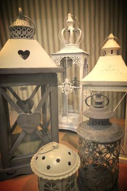 Lanterns area