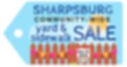 Sharpsburg Community Yard Sale 2018 - Lo