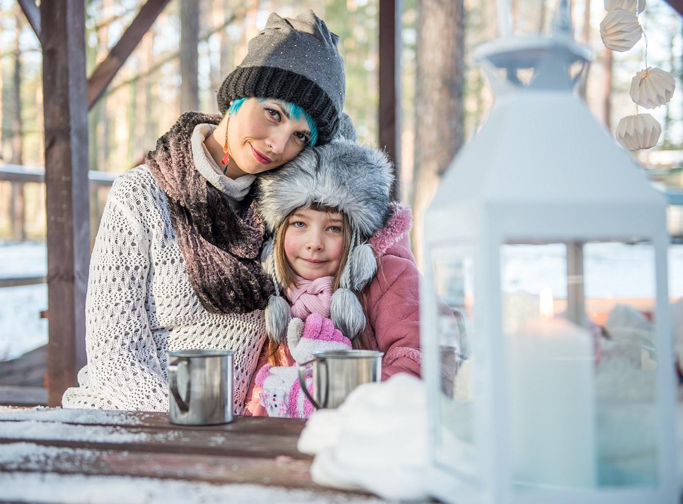 Zdjęcie portretowe w lesie