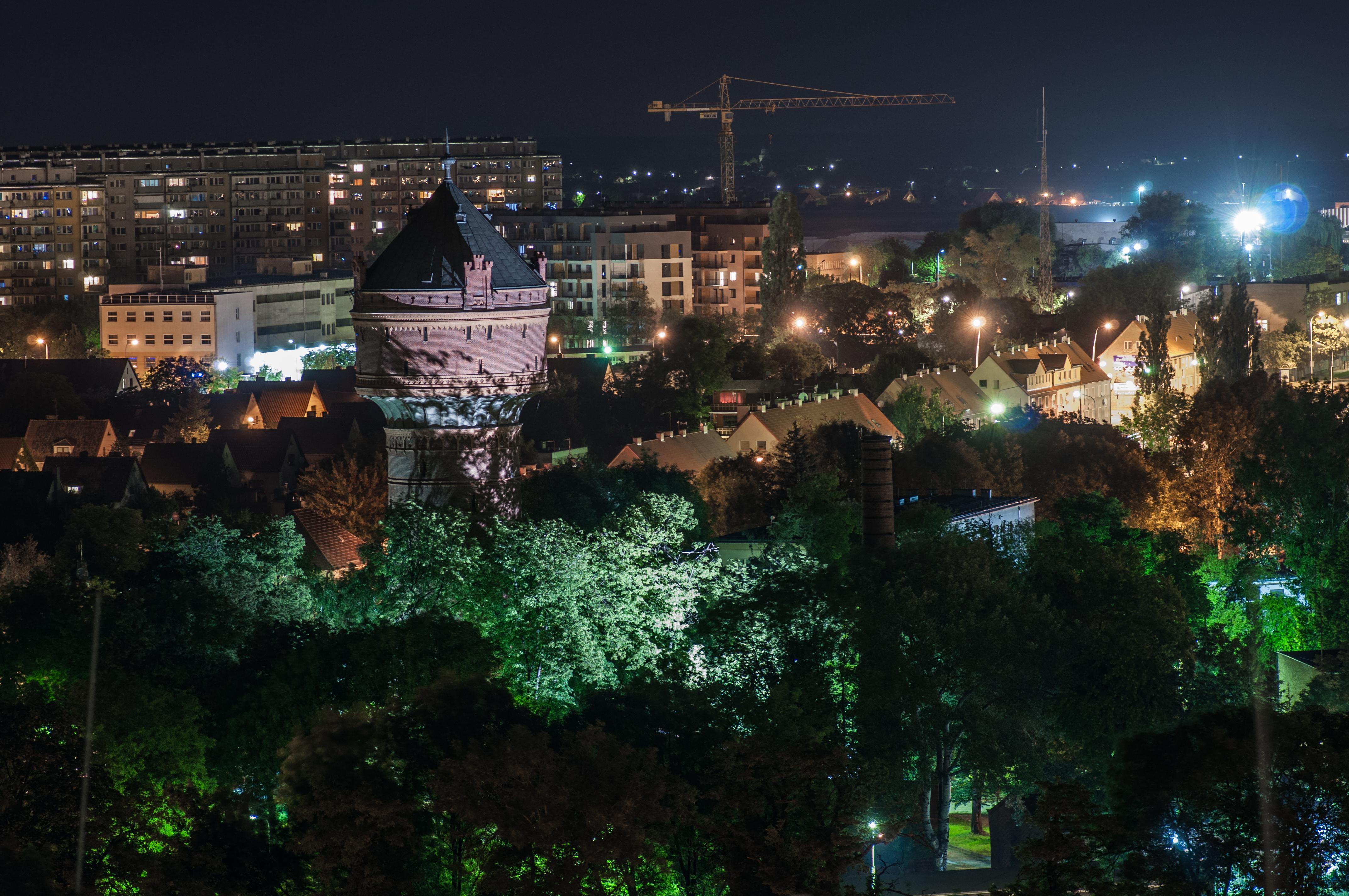 Wieża ciśnień Opole
