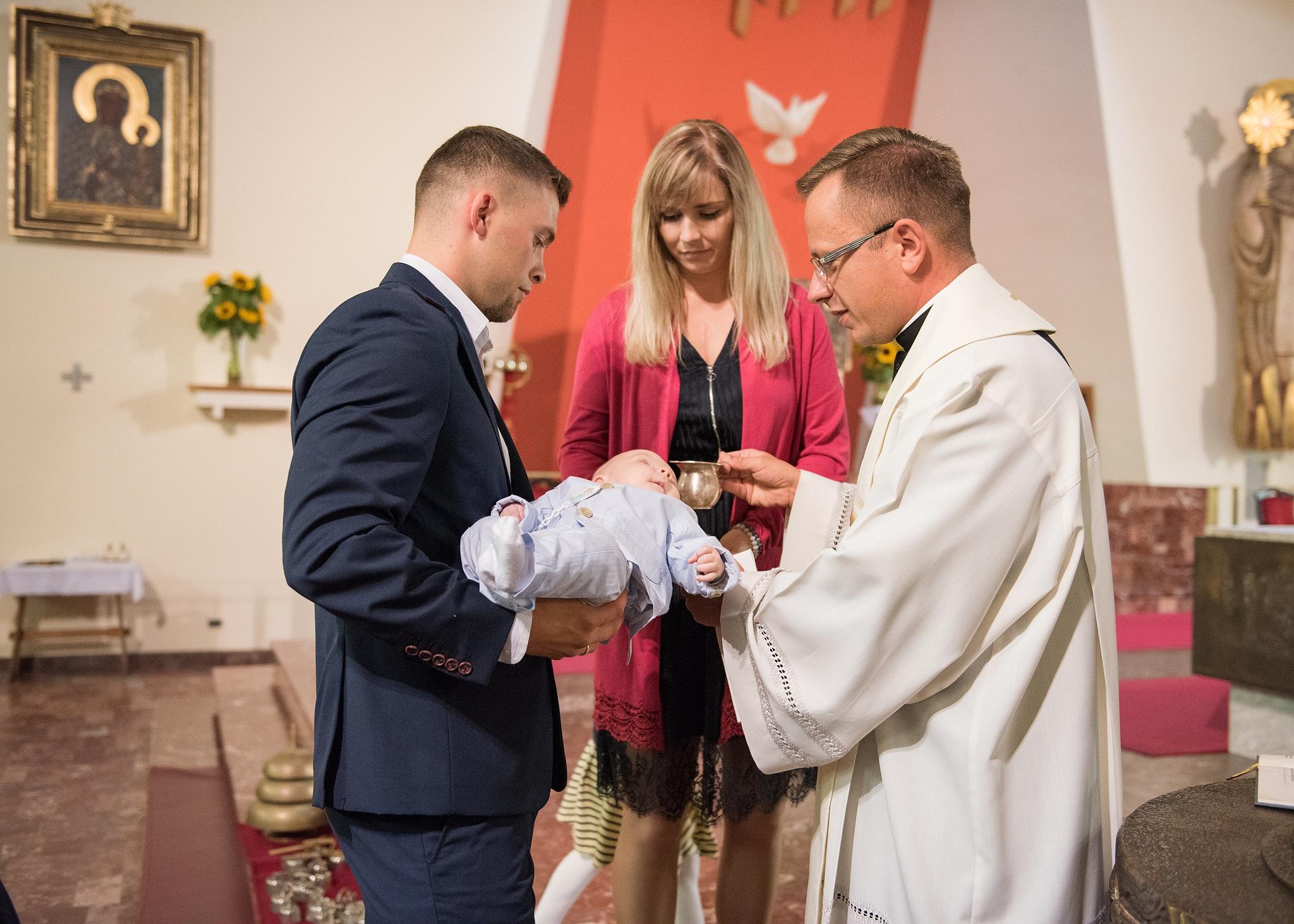 zdjęcia chrztu świętego